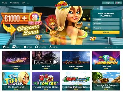 luckland beste online casino